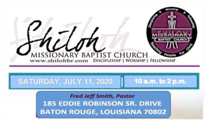 CareSouth, Shiloh Missionary Baptist Church hosting COVID-19 drive-thru community testing, supplies giveaway, Saturday, July 11